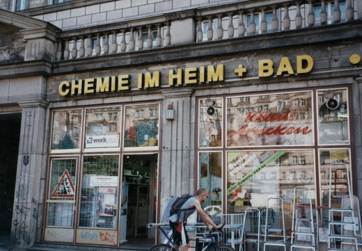 berlin - chemie in heim und bad